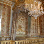Palace bedroom.