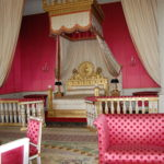 Grand Trianon Palace bedroom. I can see why Marie Antoinette preferred to stay here.