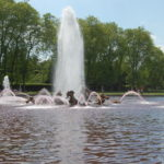 Try and schedule your visit so you can see the fountains turned on.