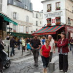 Place du Tertre neighborhood.