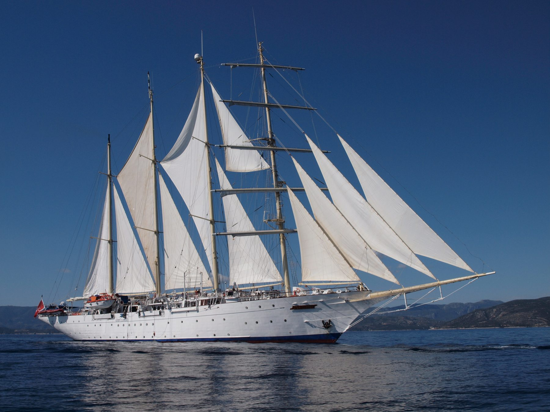 Star Clippers Star Flyer Ship