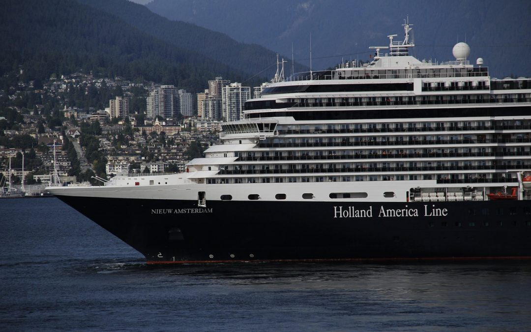 Exclusive Interview with Holland America's Lauren Green