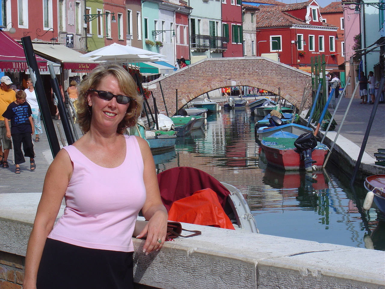 Armchair Travel With Me – Dreaming of Venice