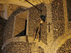 Chapel of the Bones Avero Portugal