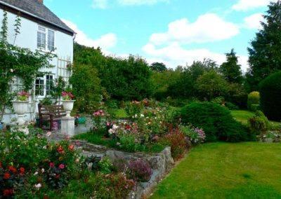 Abernant gardens Wales