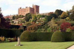 Powis Castle Gardens Wales
