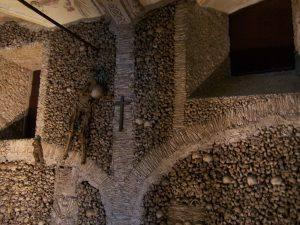 Chapel of the Bones Evora POrtugal
