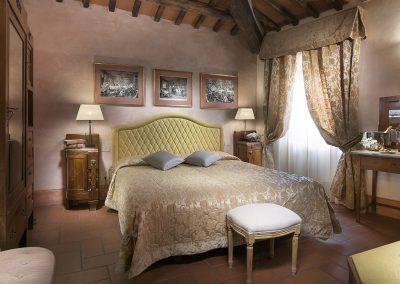 Double room villa casagrande
